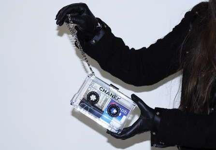 Cassette Purses