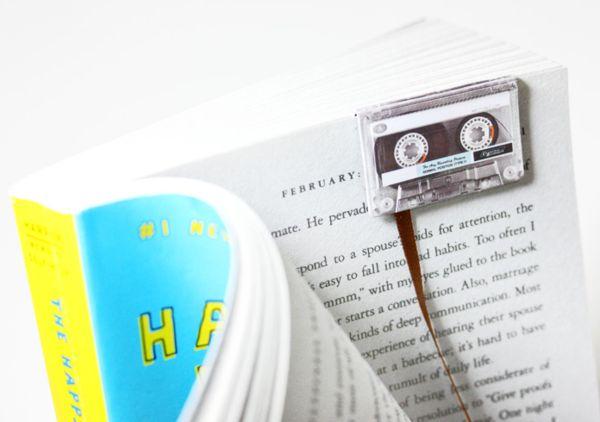 Nostalgic Music Bookmarks