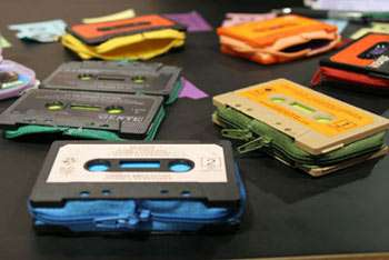 Cassette Wallets