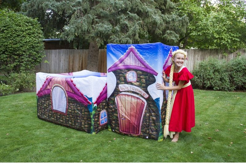 Inflatable Castle Forts