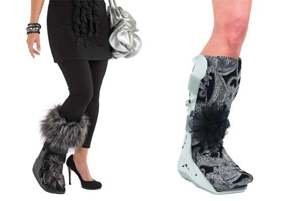 Fashionable Medical Boots
