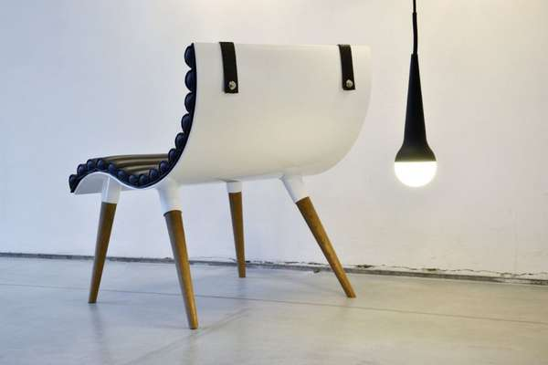 Castor Design Curve Chair