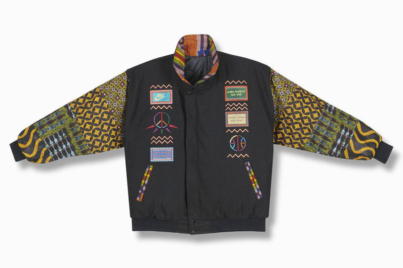 Eclectic Textile Sportswear