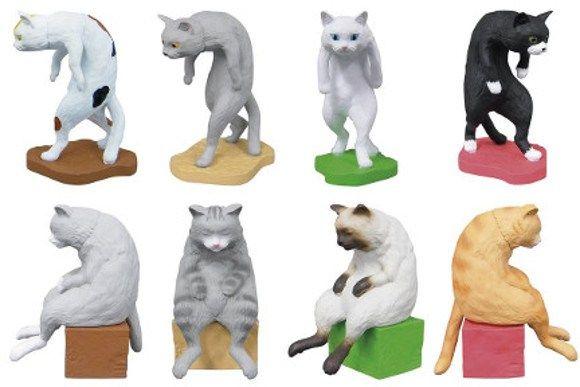 Hunchback Cat Toys