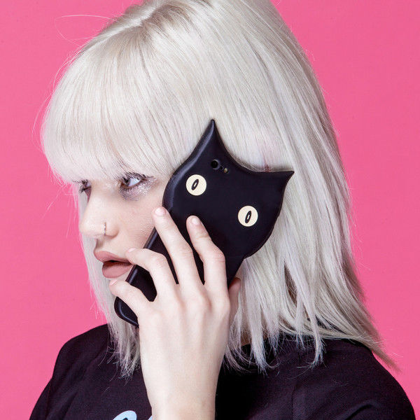 Witchy Feline Cases