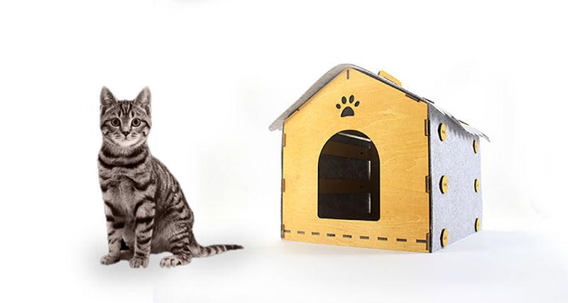 Flatpack Feline Kennels