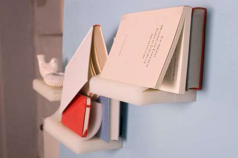 Soft Bookworm Storage