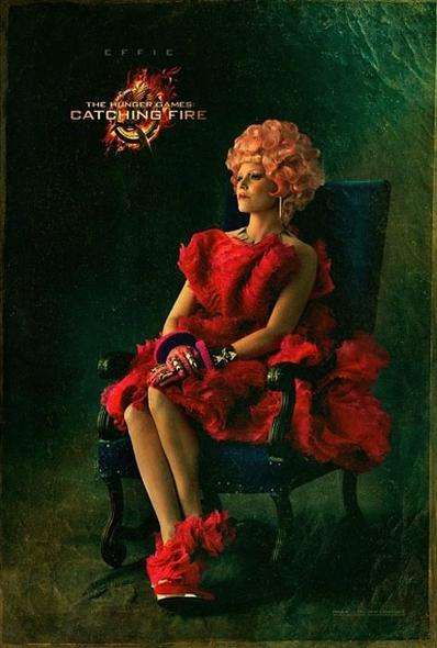 catching fire ad