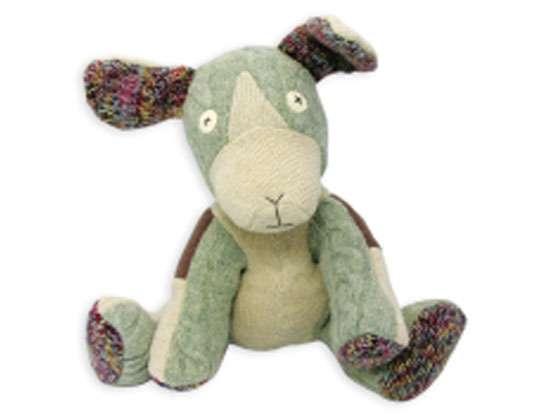 Reclaimed Wool Plushies