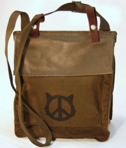 Reconstructed Messenger Bags