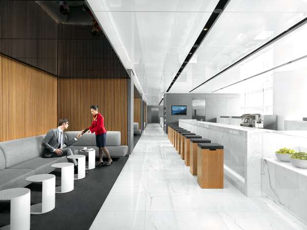 Cathay Pacific opens The Cabin