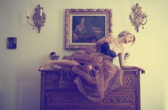 Femininely Romantic Photography