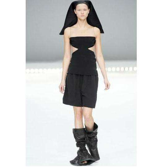 Egyptian Nun Fashion