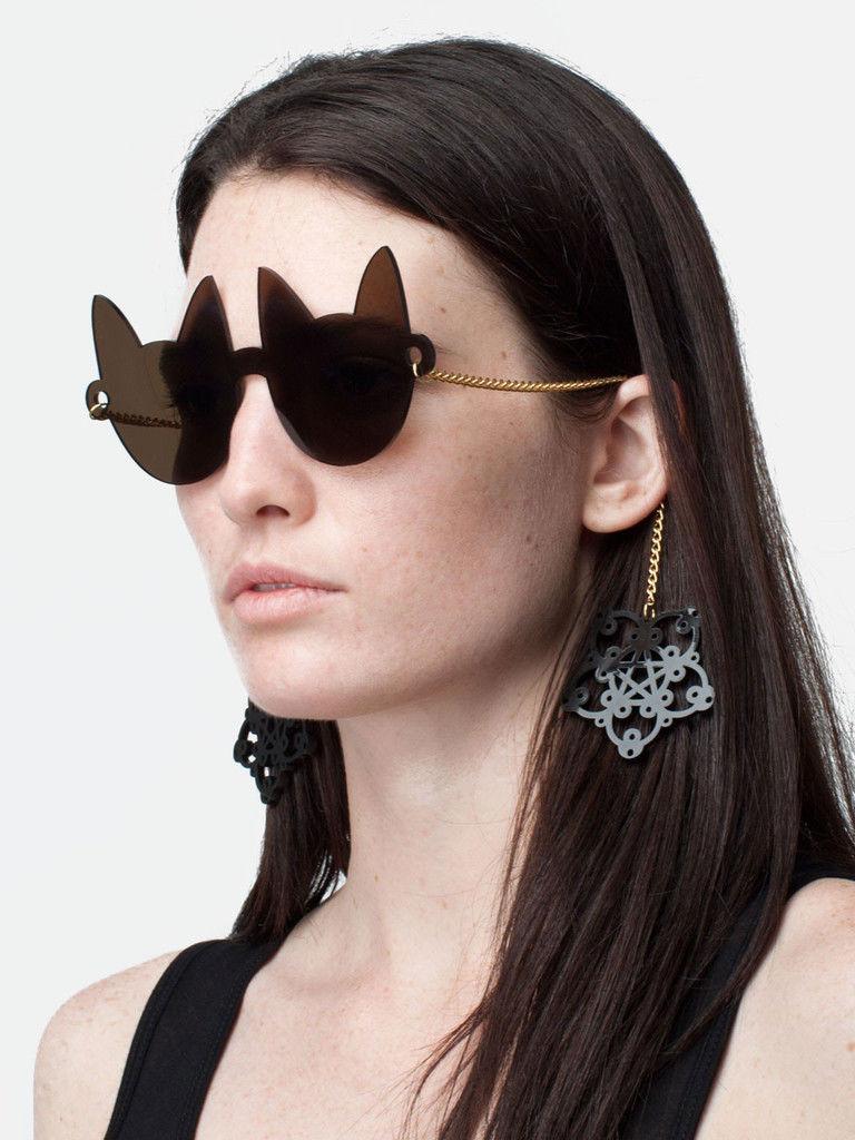 Cat-Shaped Sunglasses