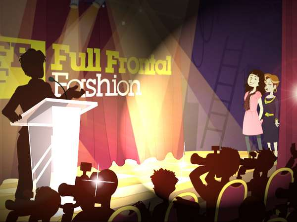 'Catwalk Countdown' by Full Frontal Fashion