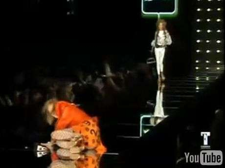 Chronicling Catwalk Disasters