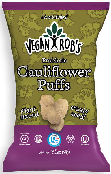 Cruciferous Vegetable Puffs