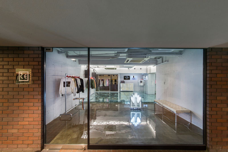Reflective Fashion Flagships
