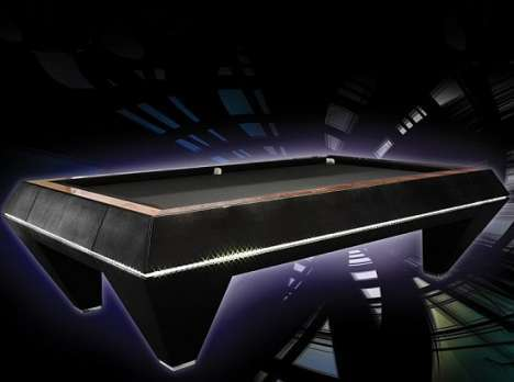 LED Billiard Tables