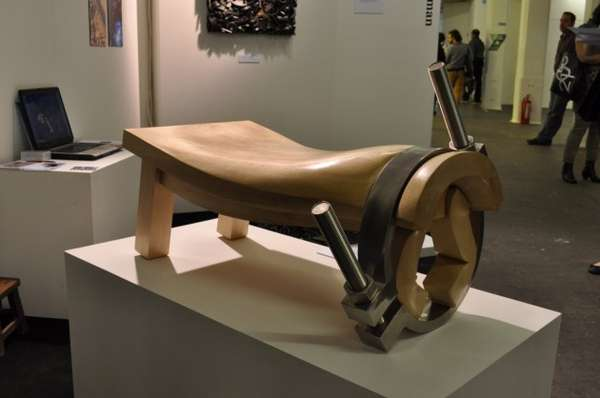 Vise-inflicted Furniture