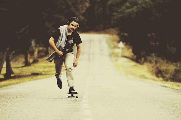 Skater Lifestyle Lookbooks