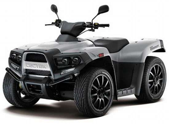 City Cruising ATVs
