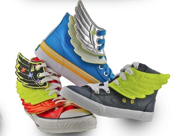 Cartoonish Shoe Accessories
