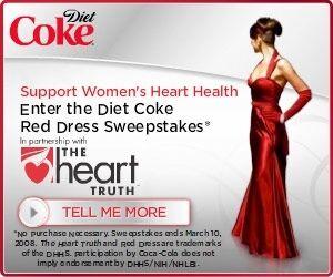 Heidi Klum Donates Oscar Dress