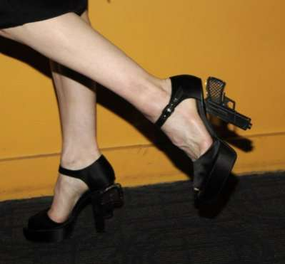 Gun Footwear