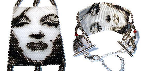 Celebrity Icon Bracelets