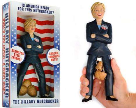 Celebrity Nutcrackers