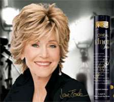 Jane Fonda Hair Spray
