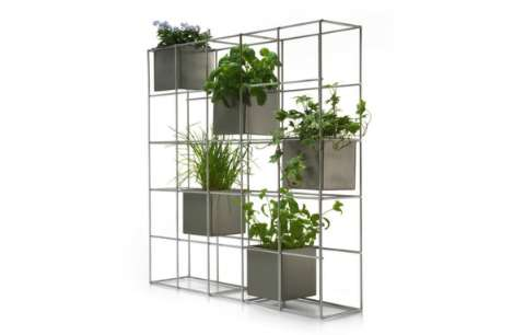 Vertical Compartment Gardens