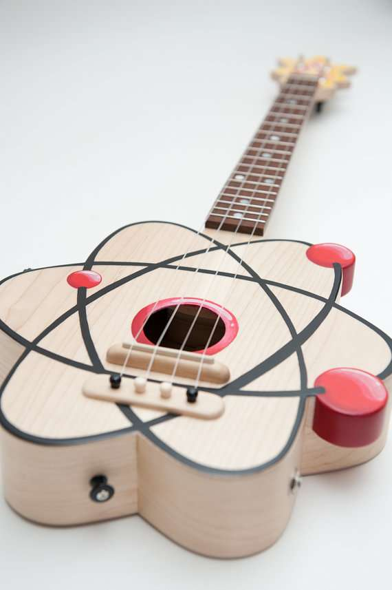 Geeky Atomical Acoustics