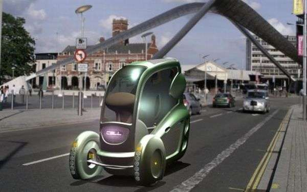 Cell Eco Car