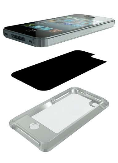 Product-Insured Phone Protectors