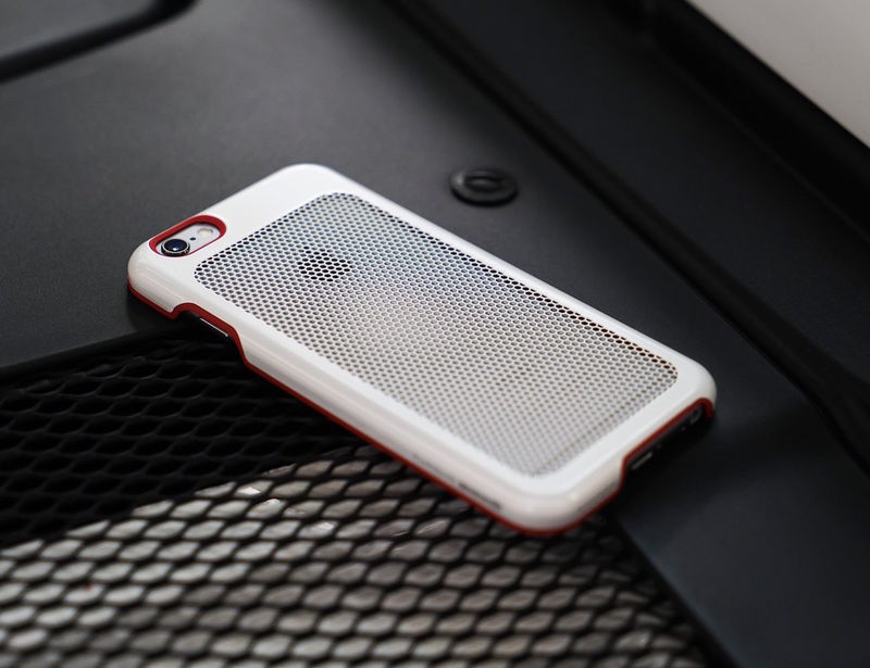 Meshed Aerospace Smartphone Cases