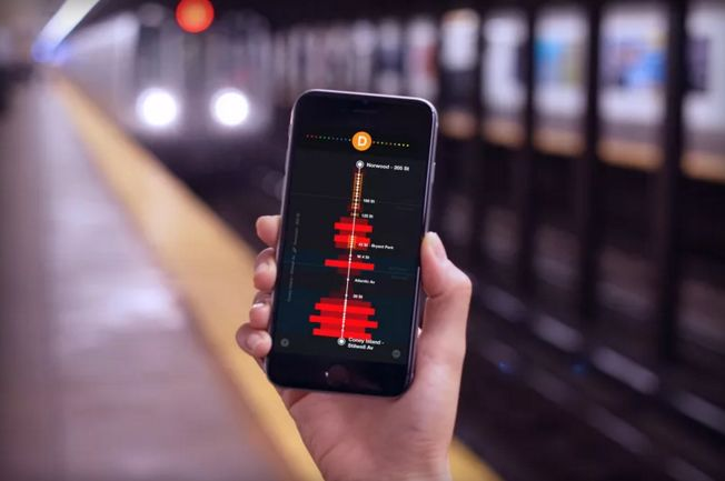 Subway Signal-Spotting Apps