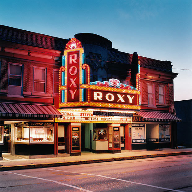 Historic Theater Photography