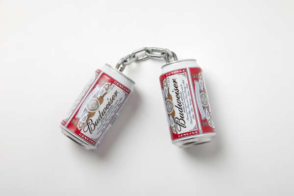 Budweiser Nun Chucks