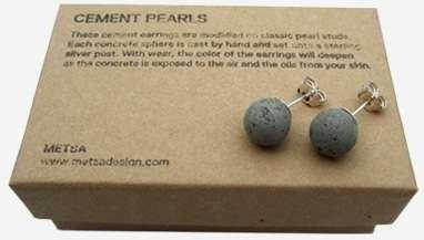 Elegant Industrial Earrings
