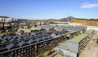 Solar Powered Cemeteries