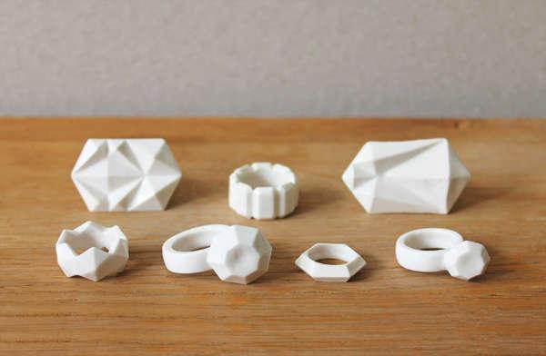Delicate Ceramic Accessories