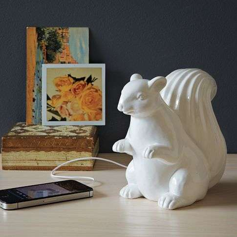 Ceramic Animal Speakers