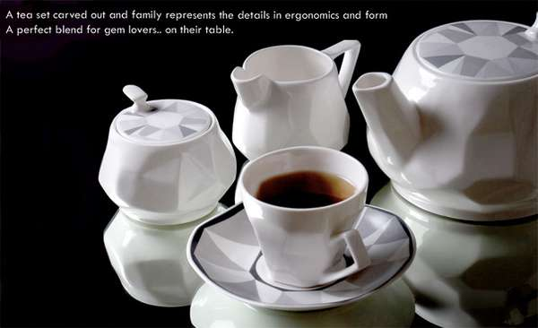 Prismatic Porcelain