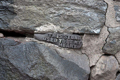 Philosophical Stone Art