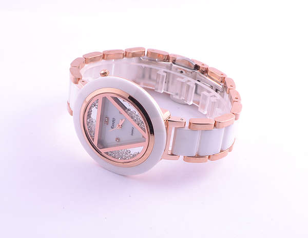 Glittering Geometric Watches