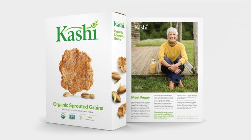Editorial-Style Cereal Branding