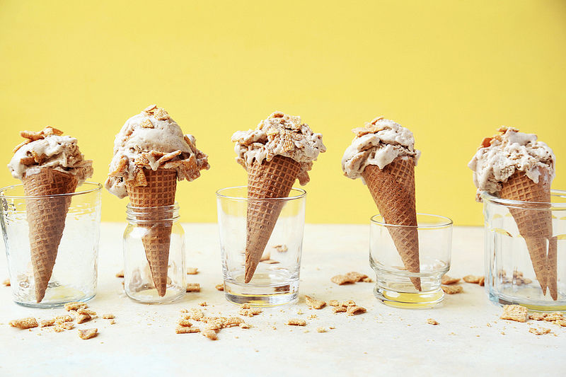 Cereal Milk Ice Creams
