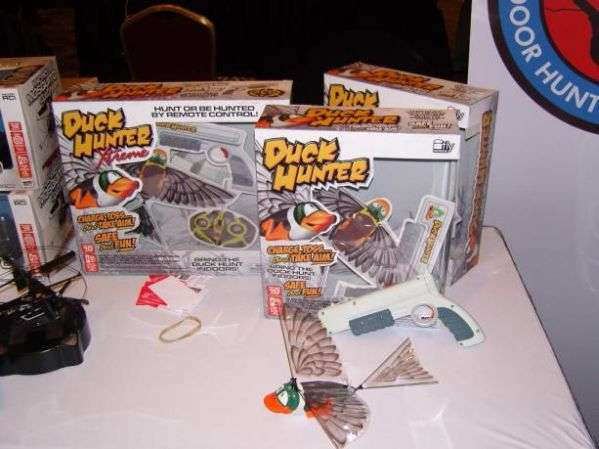 Electronic Hunting Toys